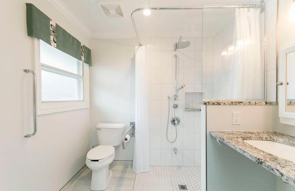accessibility full bathroom modification in london ontario